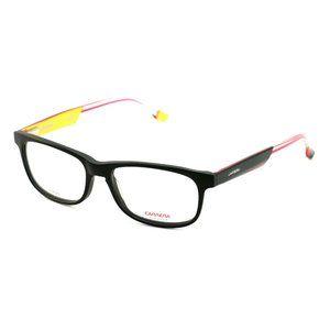 Carrera Rectangular Style Black/Red/Yellow Frame